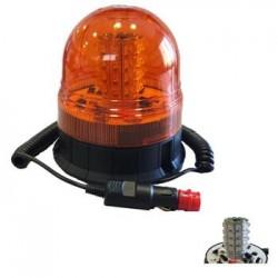 ROTATIVO MAGNETICO LED 12 V. JBM