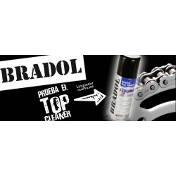 DESENGRASANTE BRADOL TOP CLEANER E/520 c.c.