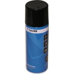 PINTURA SPRAY NEGRO MATE E/400 ml. MADER