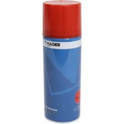 PINTURA SPRAY ROJO ANARANJADOE/400 ml. MADER