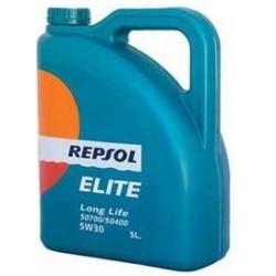 ACEITE REPSOL 5W30 ELITE LONG LIFE 507/504 E/5 L.