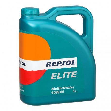 ACEITE REPSOL 10W40 MULTIVALVULAS E/5 L.