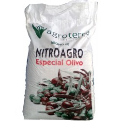 NITROAGRO FERTISUL (NPK 15-0-0+52 SO3+3 HIERRO)