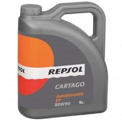 ACEITE REPSOL 80W90 EP CARTAGO AUTOBLOCANTE E/5 L.