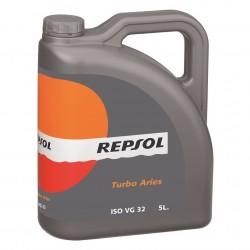ACEITE REPSOL TURBO ARIES 32 VG (ESP. EBRO-ANTIGUO) E/5 L.