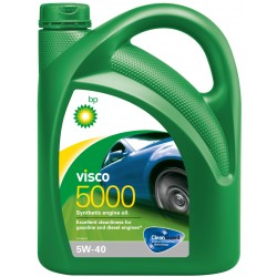 ACEITE BP 5W40 VISCO 5000 E/4 L.