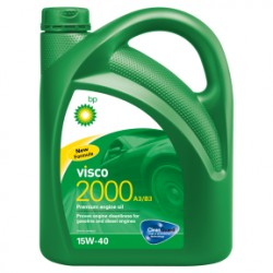 ACEITE BP 15W40 VISCO 2000 E/5 L.