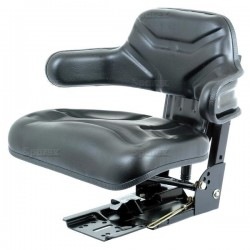 ASIENTO UNIVERSAL P/TRACTOR NEGRO SPAREX