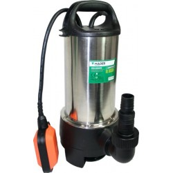 BOMBA SUMERGIBLE AGUAS SUCIAS INOXIDABLE 1100 W. MADER