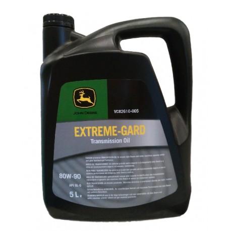 ACEITE JOHN DEERE EXTREME-GARD 80W90 E/5 L.