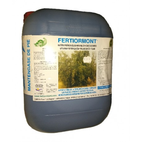 FERTIORMONT OLIVO E/20 L. (MATERIA ORGÁNICA)