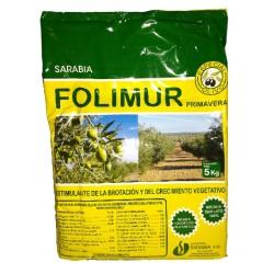 FOLIMUR PRIMAVERA E/5 KG. (NPK 25-5-10 + Mgo+B)