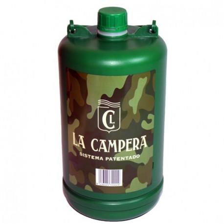 """GARRAFA AGUA TERMO CON TAPÓN """"LA CAMPERA"""""""